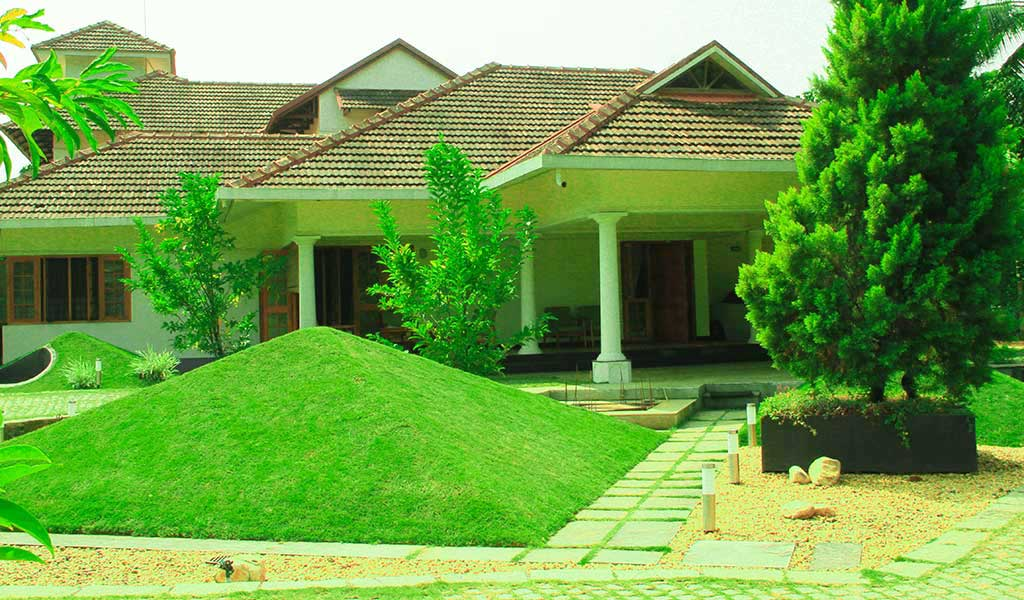 Garden design kerala home design ideas for Kerala garden designs